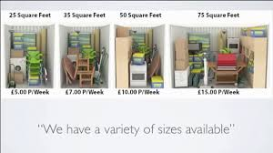 50 Square Feet by The Best Way To Pack Your Sunny Self Storage Unit Video Dailymotion