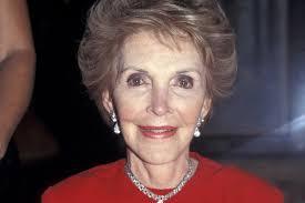 Nancy Reagan Nancy Reagan Actor Former First Lady Tvguide Com