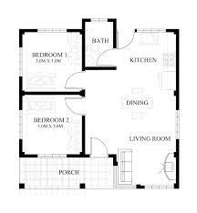 floor plan 2 bedroom bungalow 3 bedroom bungalow floor plan bungalow house floor plan best of 2
