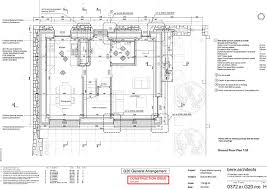 house drawings greenspec study the larch house working drawings
