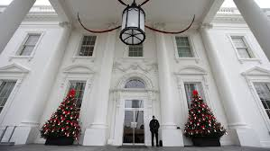 michelle obama decorates for final christmas in the white house