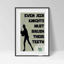 free star wars bathroom printables