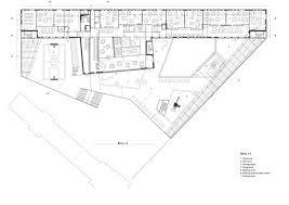 Toddler Floor Plan by Gallery Of Hardenvoort Campus For Youth U0026 Children Buro Ii
