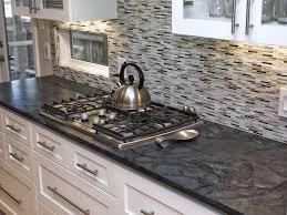 mosaic tile backsplash kitchen ideas slate and glass tile backsplash kitchen designs panels glass tile