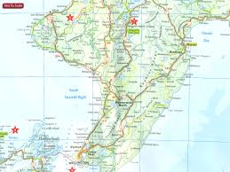 Map New Zealand New Zealand Marco Polo Map Stanfords
