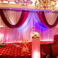 wedding backdrop images online shop 3x6m wedding backdrop curtain wedding drapes backdrop