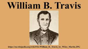 william b travis youtube