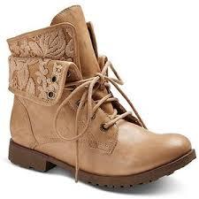 light brown combat boots women s bobo fashion booties light tan lt tan shoes