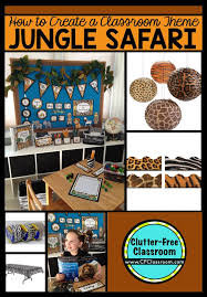 25 jungle theme classroom ideas jungle theme