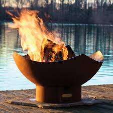 Floating Fire Pit by Tahoe Fire Pit By Rick Wittrig Gas U0026 Wood Options
