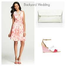 what to wear to a backyard wedding tbrb info