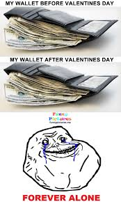 Meme Wallet - my wallet before and after valentine s day funny pictures