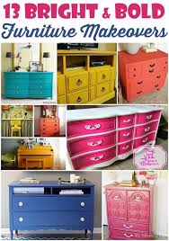 best 25 bright painted furniture ideas on pinterest colorful