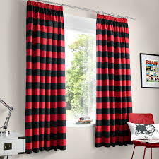 red and black bedroom curtains khabars net