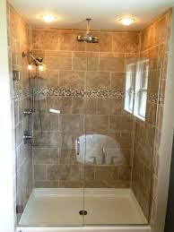 Standing Shower Bathroom Design Standing Shower Design Limette Co