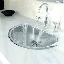 oval drop in sink drop in bathroom sinks drop in bathroom sinks oval or stainless