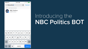Nbc Election Map by Nbcnews Launches Nbc Politics Bot For Facebook Messenger Nbc News