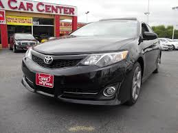 2012 toyota camry se v6 4dr sedan in san antonio tx luna car center