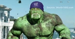 hulk hogan marvel collided