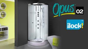 2013 aqualusso opus 02 ilock shower cabin youtube