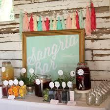 ultimate sangria bar summer u0027s best drink station