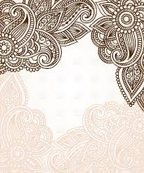 mendi style ethnic ornament vector clipart image 29011 rfclipart