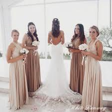 bridesmaids wedding dresses best 25 beige bridesmaid dresses ideas on beige