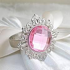 rond de serviette mariage rond de serviette mariage bague diamant un jour spécial