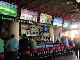 bars around great american ball park