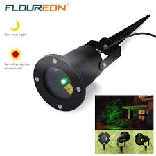 Christmas Outdoor Projector Lights by Outdoor Green Static Starry Laser Projector Laser Lawn Light For