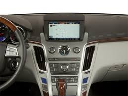 2013 cadillac cts interior pre owned 2010 cadillac cts for sale in saginaw mi at garber