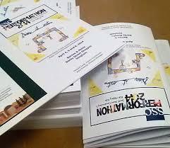 printed programs south shore program printing custom programs program design