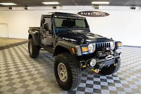 jeep brute single cab jeep wrangler rubicon brute conversion