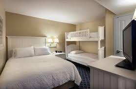 hampton inn suites myrtle beach oceanfront official site kids love our bunk beds