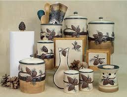 kitchen accessories and decor ideas pinecone kitchen decor pine cone kitchen accessories pine cone
