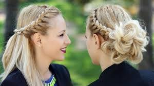 janustyles wedding hairstyles for medium length hair half up half