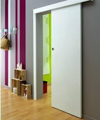 porte coulissante separation cuisine la porte coulissante l astuce gain de place efficace portes
