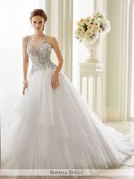 s bridal y21655 dolce vita tolli wedding dress