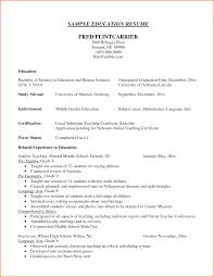 sample lecturer resume teacher resume sample teaching resume example sample teacher educational resume format resume examples education sample education resume fred how to format education section on