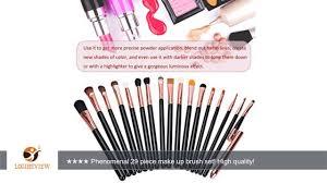 skm professional 29pcs makeup brushes set cosmetics foundation