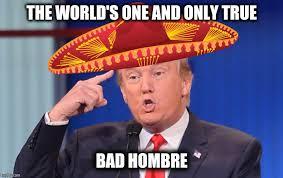 Bad Fashion Meme - bad hombre memes imgflip