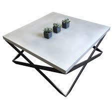 Concrete Coffee Table Mobius Concrete Coffee Table Trueform Concrete