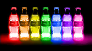 cool light up things fallout drink nuclear radiation color glow neon wallpaper 1600x900
