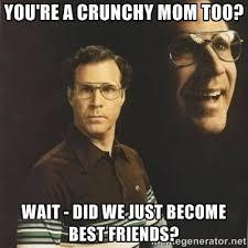 Hahahah Meme - crunchy mom memes home facebook