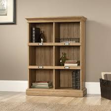 Sauder Oak Bookcase by Sauder White Bookcase With Doors Thesecretconsul Com