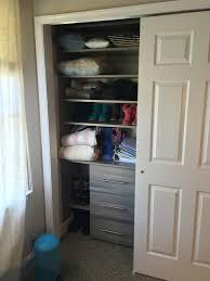 reach in closets the closet stretchers