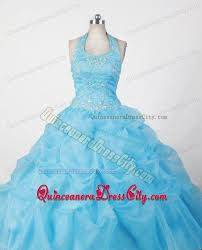 light blue dresses for kids baby blue appliques pageant dresses patterns halter top with pick