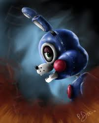 painting fnaf fnaf bonnie 2 0 speed painting by reillyington86 on deviantart