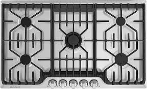 Gas Cooktops Canada Frigidaire Professional 36 Inch Gas Cooktop The Home Depot Canada