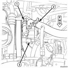 how do i replace the power steering pump in a 2003 dodge grand